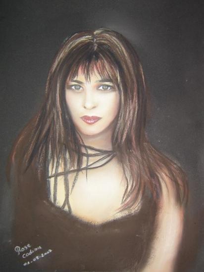 Sophie Marceau by potorose